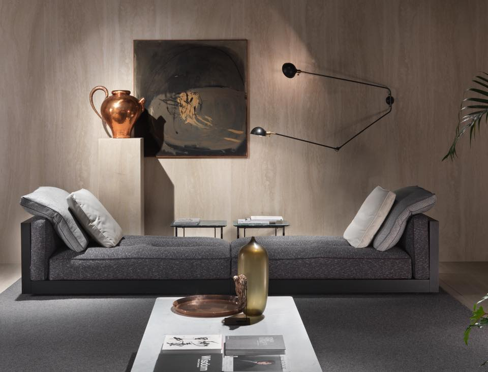 Flexform Salone del Mobile - Mood Palette