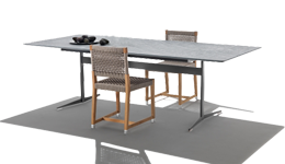 Tavoli outdoor by Flexform