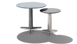 Tavolini outdoor by Flexform