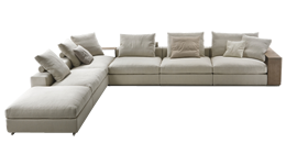 Sofas by Flexform