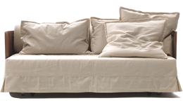 Sofa beds by Flexform