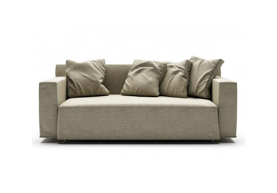 Sofa beds flexform eden flexform gary flexform twins for Sofa quattro