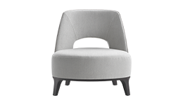Poltrone, Chaise longue e pouf Mood by Flexform